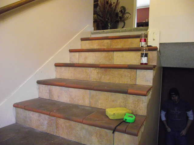 Project Status – Stair Case